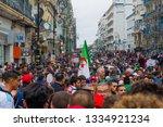 algiers  algeria   march 08... | Shutterstock . vector #1334921234