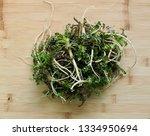 korean food ingredients... | Shutterstock . vector #1334950694