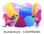 students at workshop practicing ... | Shutterstock .eps vector #1334996081