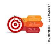 infographic design template... | Shutterstock .eps vector #1335020957