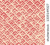 pink and white seamless pattern ... | Shutterstock .eps vector #1335149327