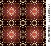 luxury geometric pattern.... | Shutterstock .eps vector #1335155324