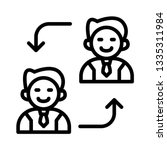 replace   employee   user   | Shutterstock .eps vector #1335311984