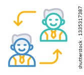 replace   employee   user   | Shutterstock .eps vector #1335317387