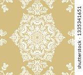 orient vector classic pattern....   Shutterstock .eps vector #1335341651