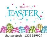 vector illustration. happy...   Shutterstock .eps vector #1335389927