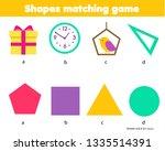 educational children game.... | Shutterstock .eps vector #1335514391