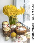 Easter Cakes Lemon And Two Eggs ...
