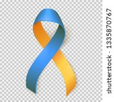 world down syndrome day. march...   Shutterstock .eps vector #1335870767