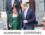 london  uk   march 11  meghan... | Shutterstock . vector #1335905381