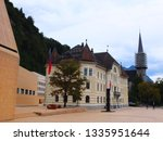 old building of parliament and...   Shutterstock . vector #1335951644