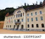 old building of parliament ...   Shutterstock . vector #1335951647