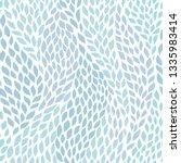 blue abstract seamless  pattern | Shutterstock .eps vector #1335983414
