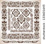 design elements | Shutterstock .eps vector #133601645