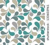 seamless ornament vector pattern | Shutterstock . vector #133603961