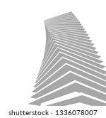 city architecture building  icon | Shutterstock .eps vector #1336078007