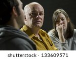 aa support group therapy | Shutterstock . vector #133609571