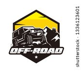 off road logo | Shutterstock .eps vector #1336123601