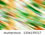 colorful sloping blurred... | Shutterstock . vector #1336159217