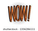 speech bubble  vector | Shutterstock .eps vector #1336286111