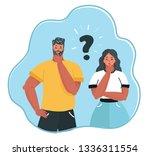 cartoon vector illustration of... | Shutterstock .eps vector #1336311554