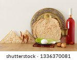pesah celebration concept ... | Shutterstock . vector #1336370081