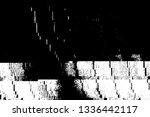 glitch rectangle overlay...   Shutterstock .eps vector #1336442117