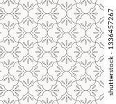 geometric vector pattern ... | Shutterstock .eps vector #1336457267
