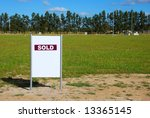 Vacant Land That Has Sold