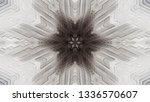 geometric design  isometric... | Shutterstock .eps vector #1336570607