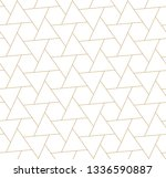 pattern with thin straight... | Shutterstock .eps vector #1336590887