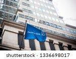 new york ny usa october 17 ... | Shutterstock . vector #1336698017