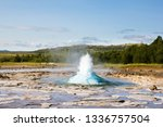 the process of the beginning of ... | Shutterstock . vector #1336757504