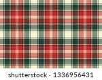 fabric texture check plaid... | Shutterstock . vector #1336956431