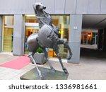 vaduz  principality of...   Shutterstock . vector #1336981661