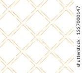 golden vintage realistic shiny...   Shutterstock .eps vector #1337000147