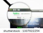 los angeles  california  usa  ... | Shutterstock . vector #1337022254