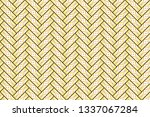 colorful seamless herringbone...   Shutterstock . vector #1337067284