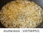 sugar caramel syrup | Shutterstock . vector #1337069921