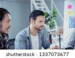 diversity creative design... | Shutterstock . vector #1337073677