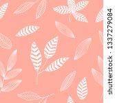 spring seamless pattern | Shutterstock .eps vector #1337279084