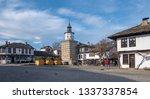 tryavna  bulgaria   february 26 ... | Shutterstock . vector #1337337854