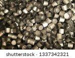 metal consistency supplier... | Shutterstock . vector #1337342321