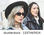 milan  italy   february 22 ... | Shutterstock . vector #1337465924