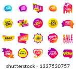 sale banner. special offer... | Shutterstock .eps vector #1337530757