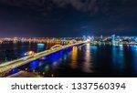 da nang  viet nam   sep 1  2018.... | Shutterstock . vector #1337560394