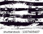 distressed background in black... | Shutterstock . vector #1337605607