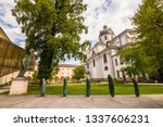 salzburg  austria   september...   Shutterstock . vector #1337606231
