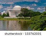 The Thomas Jefferson Memorial ...