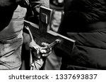street urban details   Shutterstock . vector #1337693837